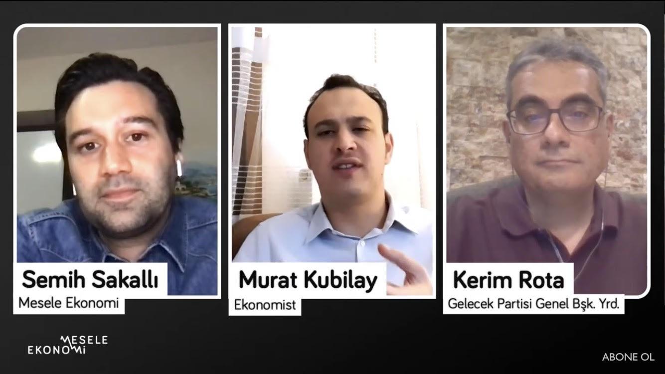 Mesele Ekonomi: MB Başkanı Kavcıoğlu, piyasaları ikna etti mi? Bizi ne bekliyor? | Kerim Rota & Murat Kubilay