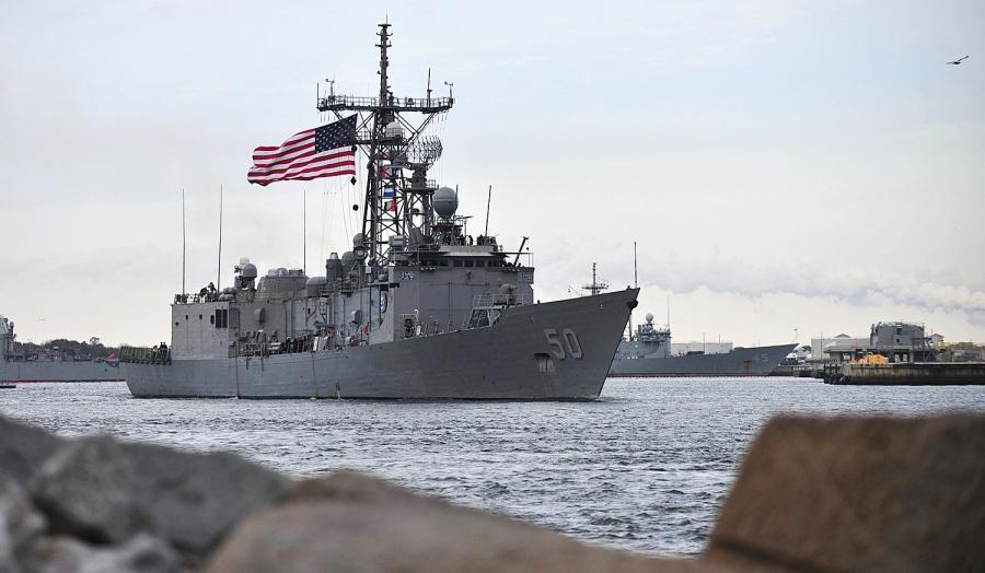 Karadeniz ısınıyor: ABD, Rusya-Ukrayna geriliminin ortasında Karadeniz'e savaş gemisi göndermeyi düşünüyor
