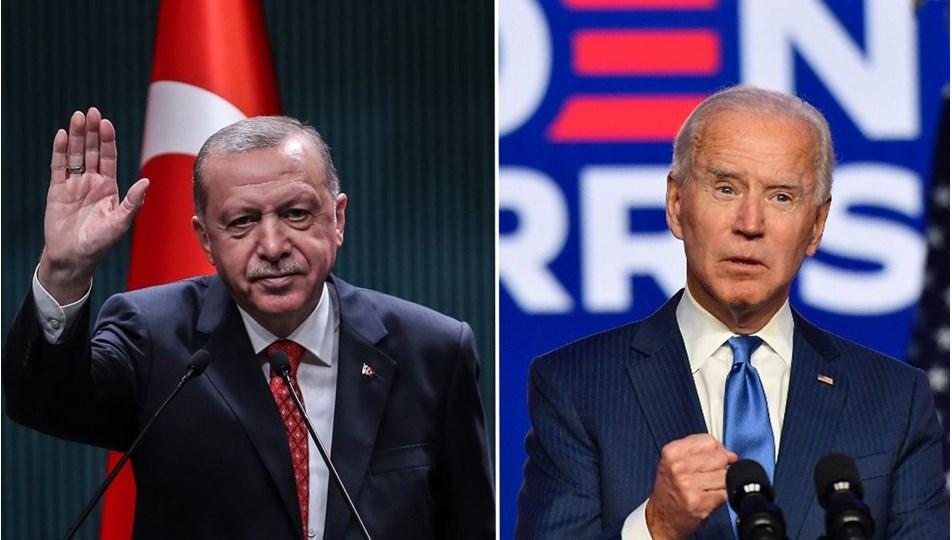 Biden, Erdoğan'ı aradı, görüşme NATO haziran zirvesinde