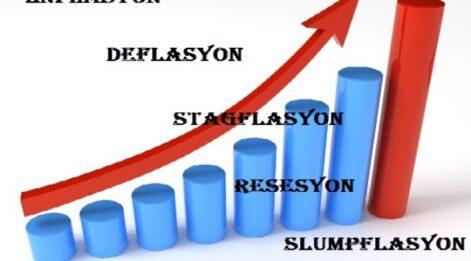 Çetin Ünsalan Yazdı: Stagflasyona koşuyoruz!