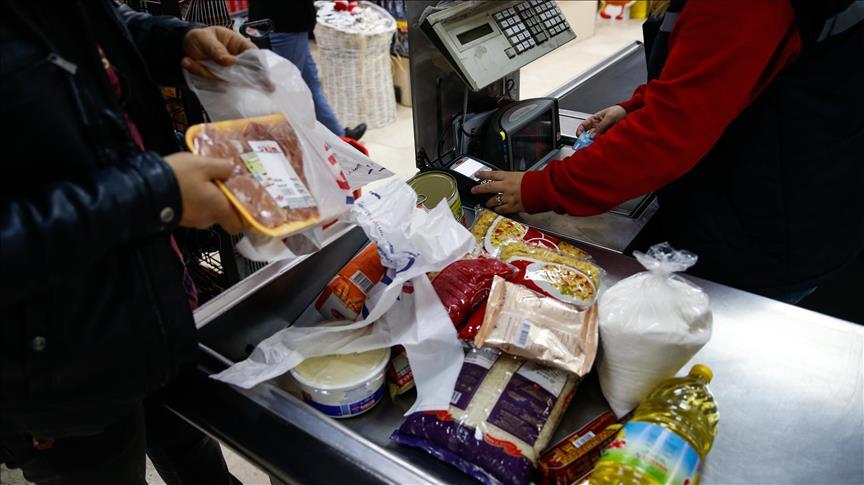 BİSAM: Dört kişilik ailenin aylık beslenme harcaması 2 bin 716 liraya yükseldi
