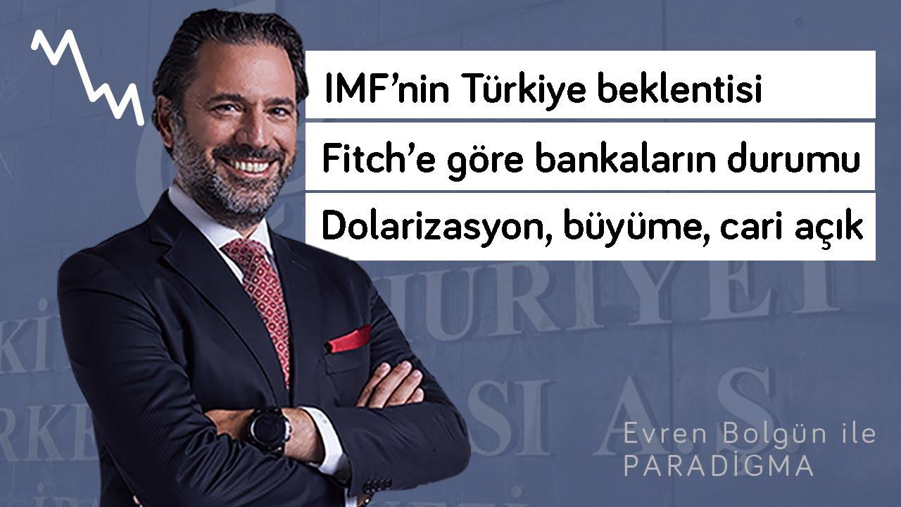 Mesele Ekonomi: IMF ve Fitch'in Türkiye tahminleri & IMF'den 6,5 milyar dolarlık piyango mu? | Evren Bolgün & Semih Sakallı