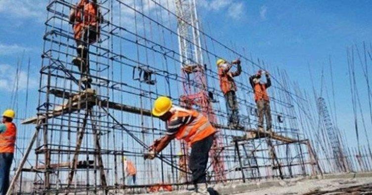 İnşaat maliyetleri aylıkta yatay; yıllıkta yüzde 28 artış