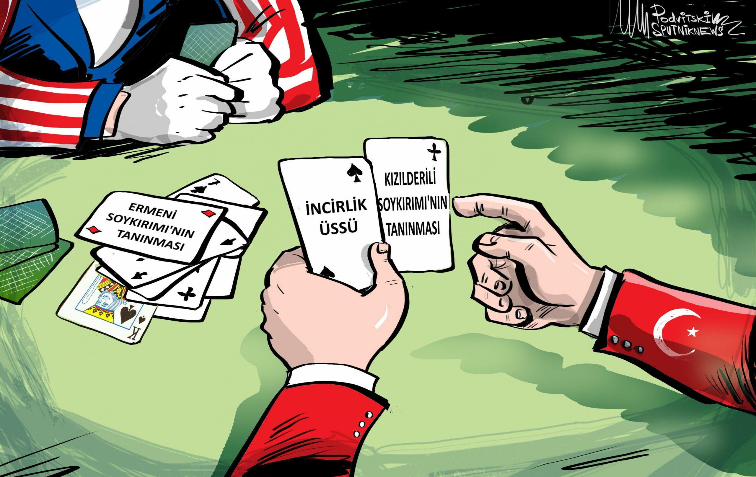 """YENİLEME (Reuters döviz yorumu eklendi) ABD'li yetkililer: Biden """"Ermeni soykırımını"""" tanımaya hazırlanıyor"""