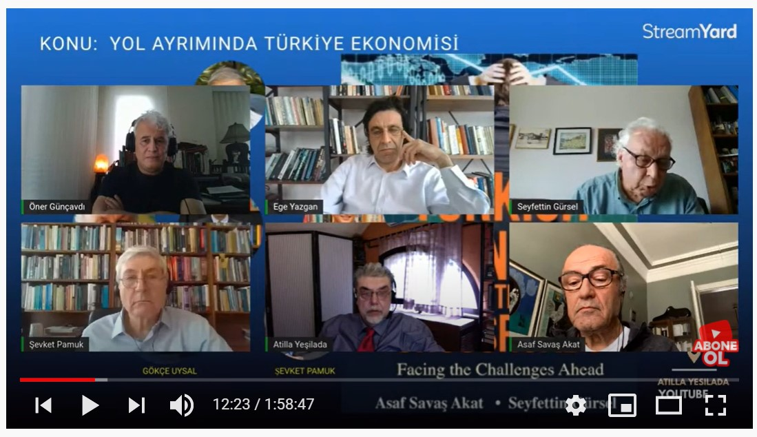 FÖŞ Ekonomi Paneli:  Yol ayrımında olan Türkiye Ekonomisi