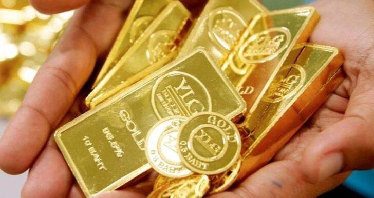 Yurt içinde altın fiyatları son 6 ayın zirvesinde…