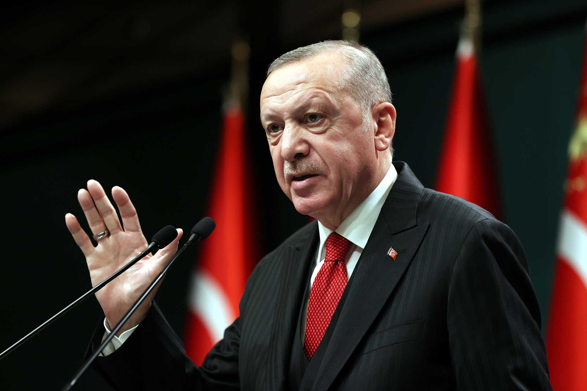 Erdoğan'dan kamu yatırımlarından tasarruf genelgesi... - Paraanaliz