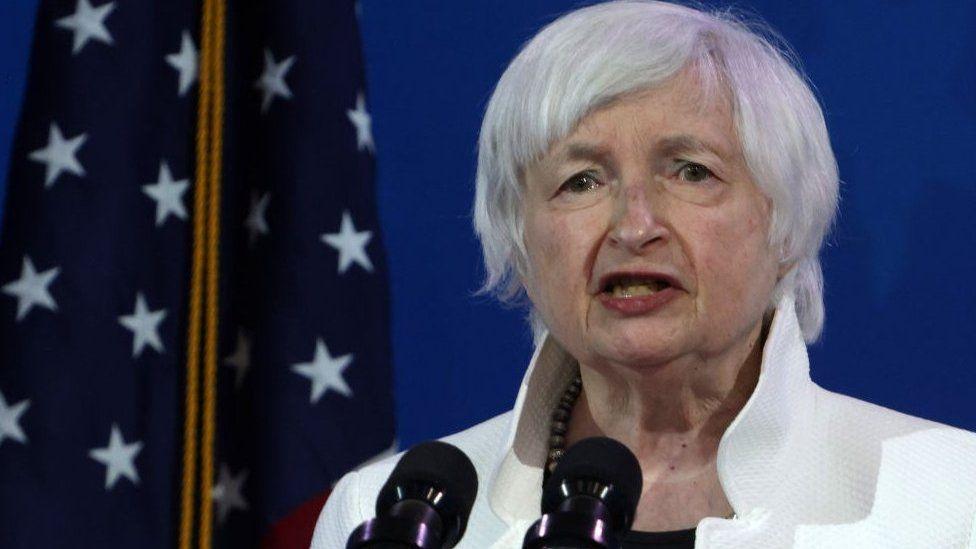 ABD Hazine Bakanı Yellen: Federal borçlanma tavanının artırılması gerekli