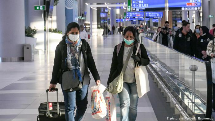 AB Komisyonu, AB'ye turistik seyahatleri kolaylaştırmayı önerdi