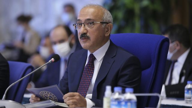 """Hazine Bakanı Lütfi Elvan: """"Son dönemde döviz kuru geçişkenliğinin enflasyon üzerindeki etkisinin daha da arttığını görüyoruz"""""""