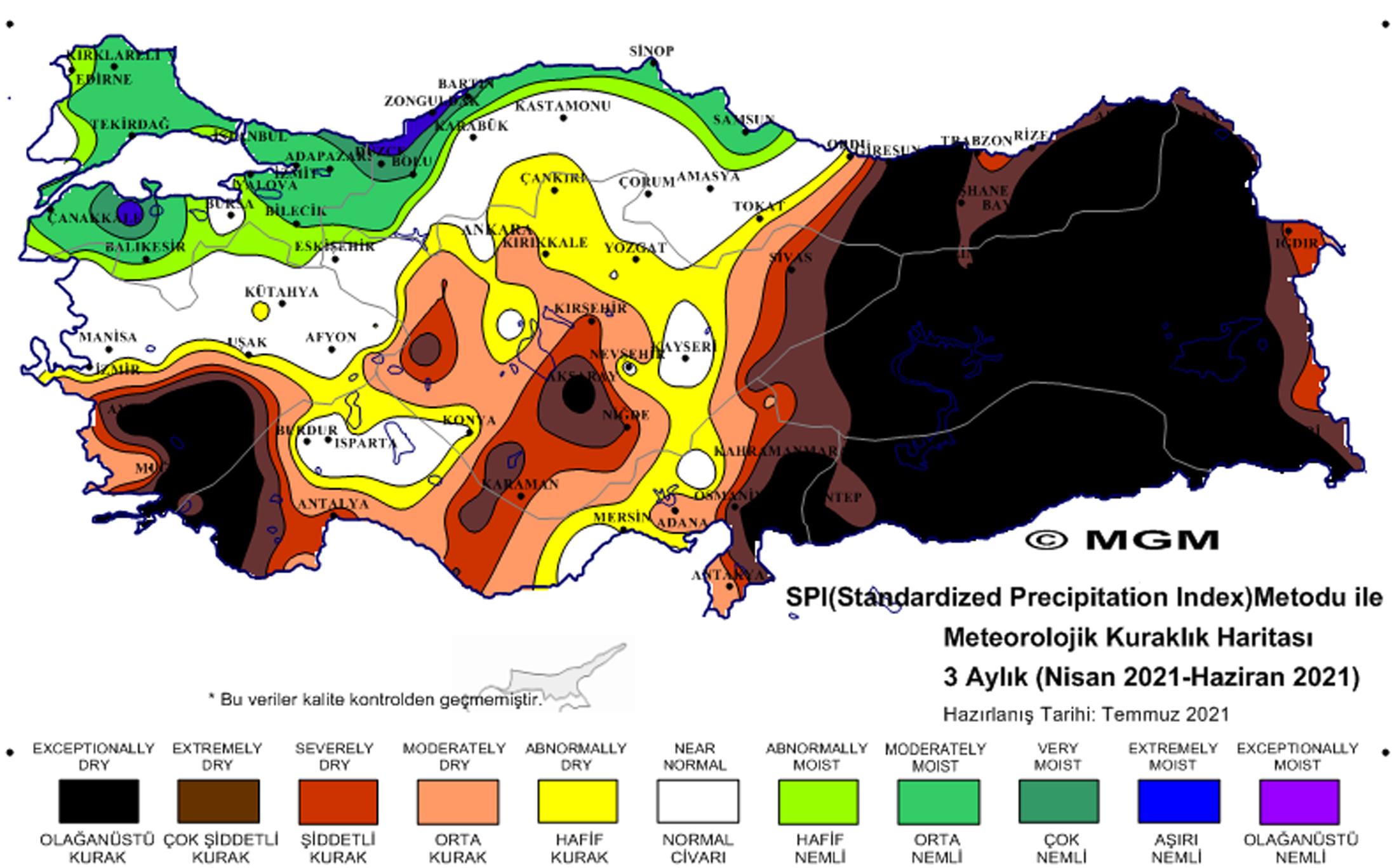 Aşırı kuraklık alarmı: Türkiye'de su açığı yüzde 60; önümüzdeki 10 yılda su krizi yaşanacak
