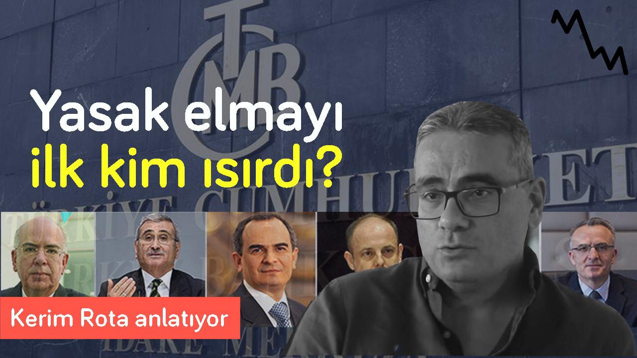 Mesele Ekonomi: Hazin bir hikaye ile karşılaştım: AKP döneminde Merkez Bankası rezervleri | Kerim Rota