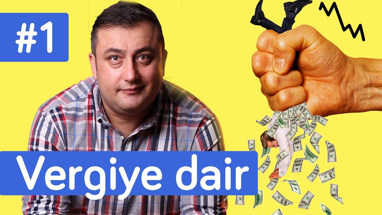 Vergiye Dair-1: Devlet tasarruf yapmadan vergi azalmaz & Yurttaş görevini yaptı, iş ülkeyi yönetenlerde| Ozan Bingöl