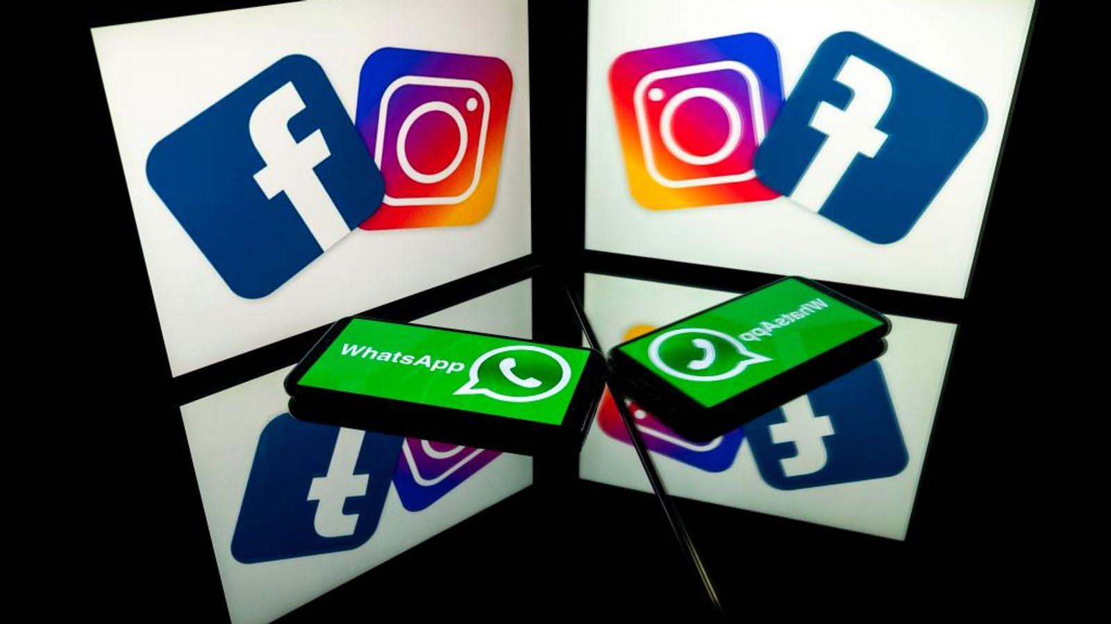 WhatsApp ile Instagram ve Facebook'taki Erişim Sorunu Adeta Sosyal Medyanın Fişini Çekti!