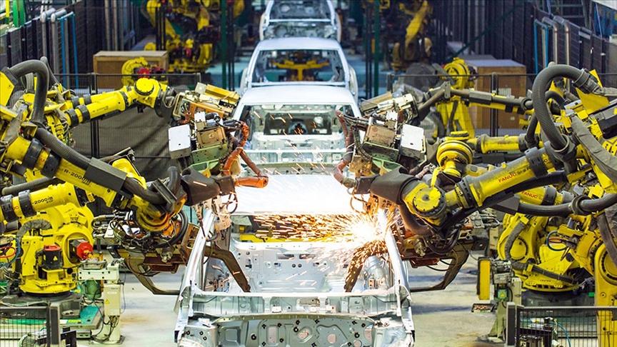 Euro Bölgesi sanayi üretimi Ağustos'ta çip kıtlığına bağlı düşüşte